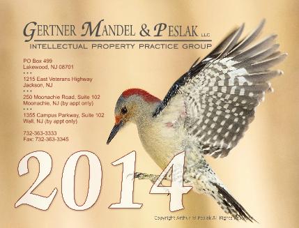 2014-calendar-Art-Peslak