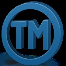 trademark symbol square